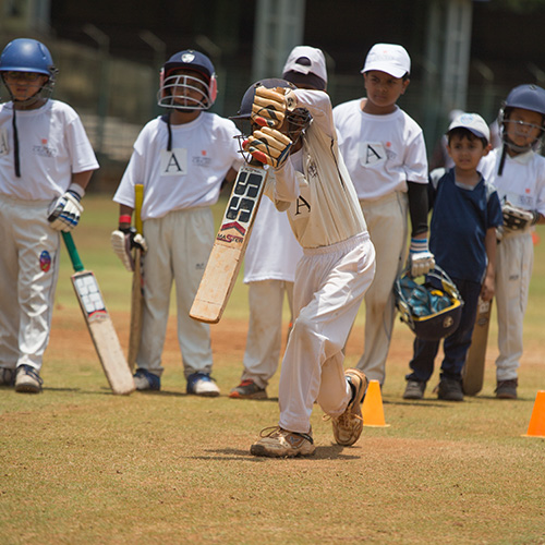 Summer Camp Cricket Coaching