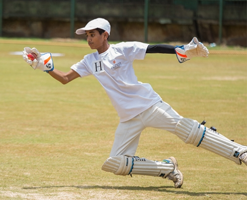 Cricket Coaching Academy in Pune