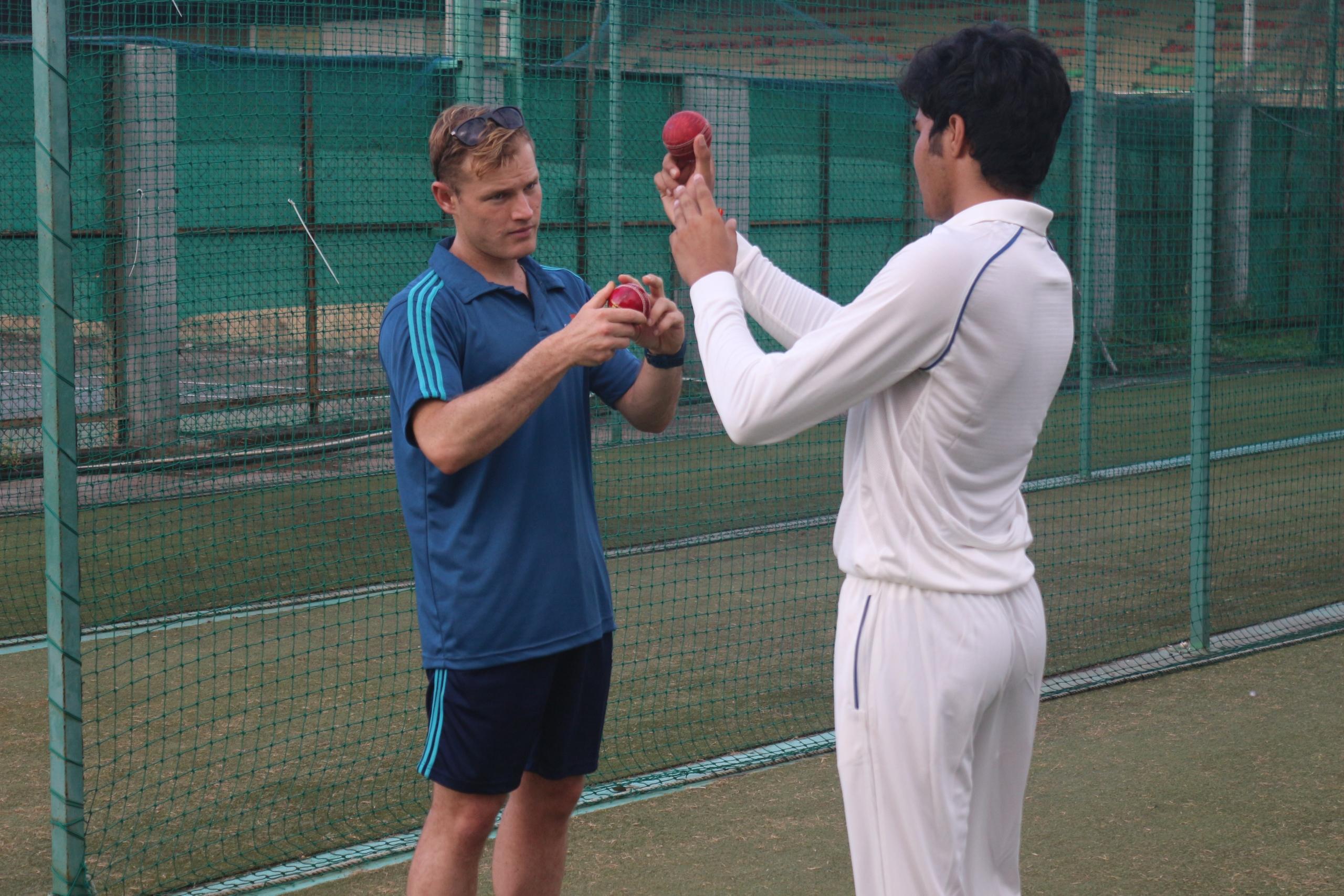 Coach Daniel - Cricket Coach At GKCI